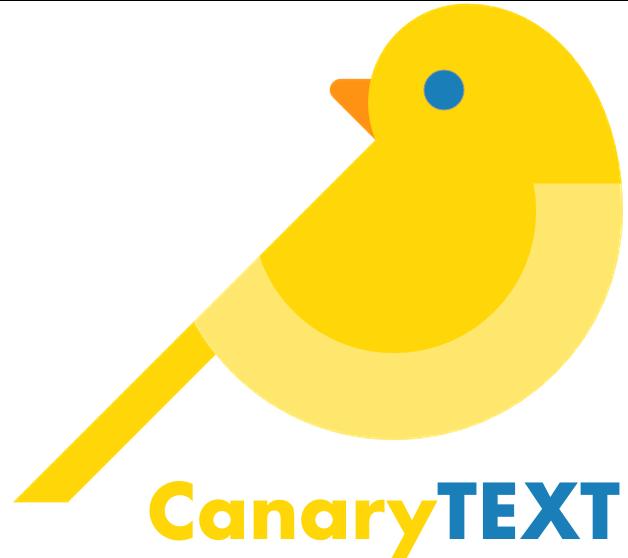 CanaryTEXT